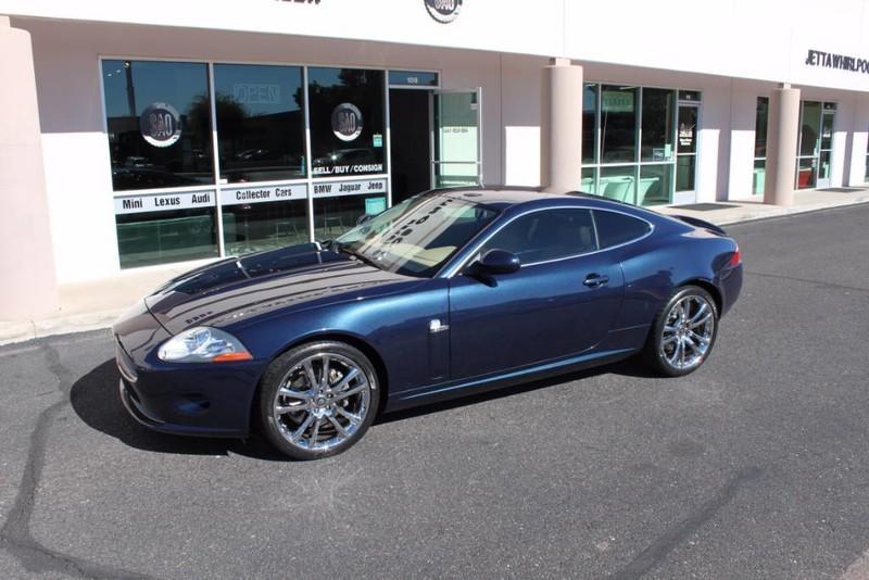 Used-2007-Jaguar-XK-New-Nissan-Dealership-Lake-County