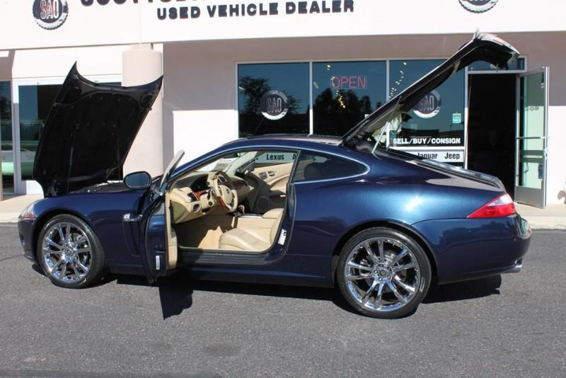 2007 Jaguar Xk Stock P1171 For Sale Near Scottsdale Az