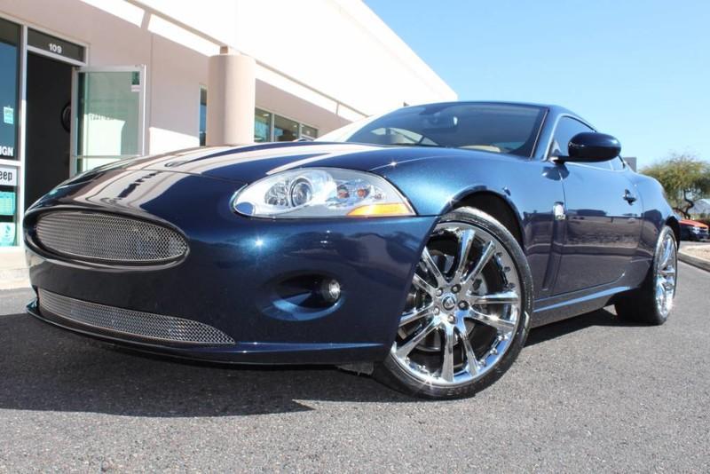 Used 2007 Jaguar XK <span></span> | Scottsdale, AZ