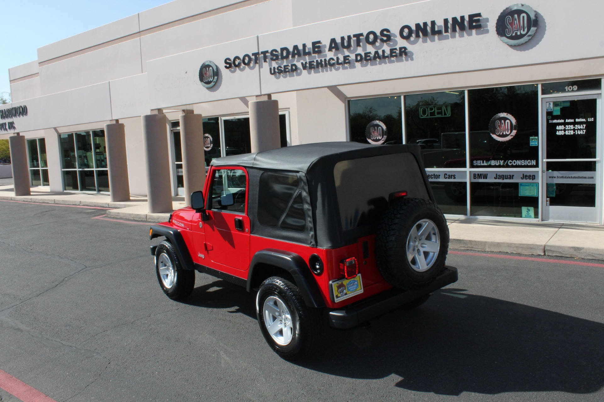 Used-2006-Jeep-Wrangler-Rubicon-Chevrolet