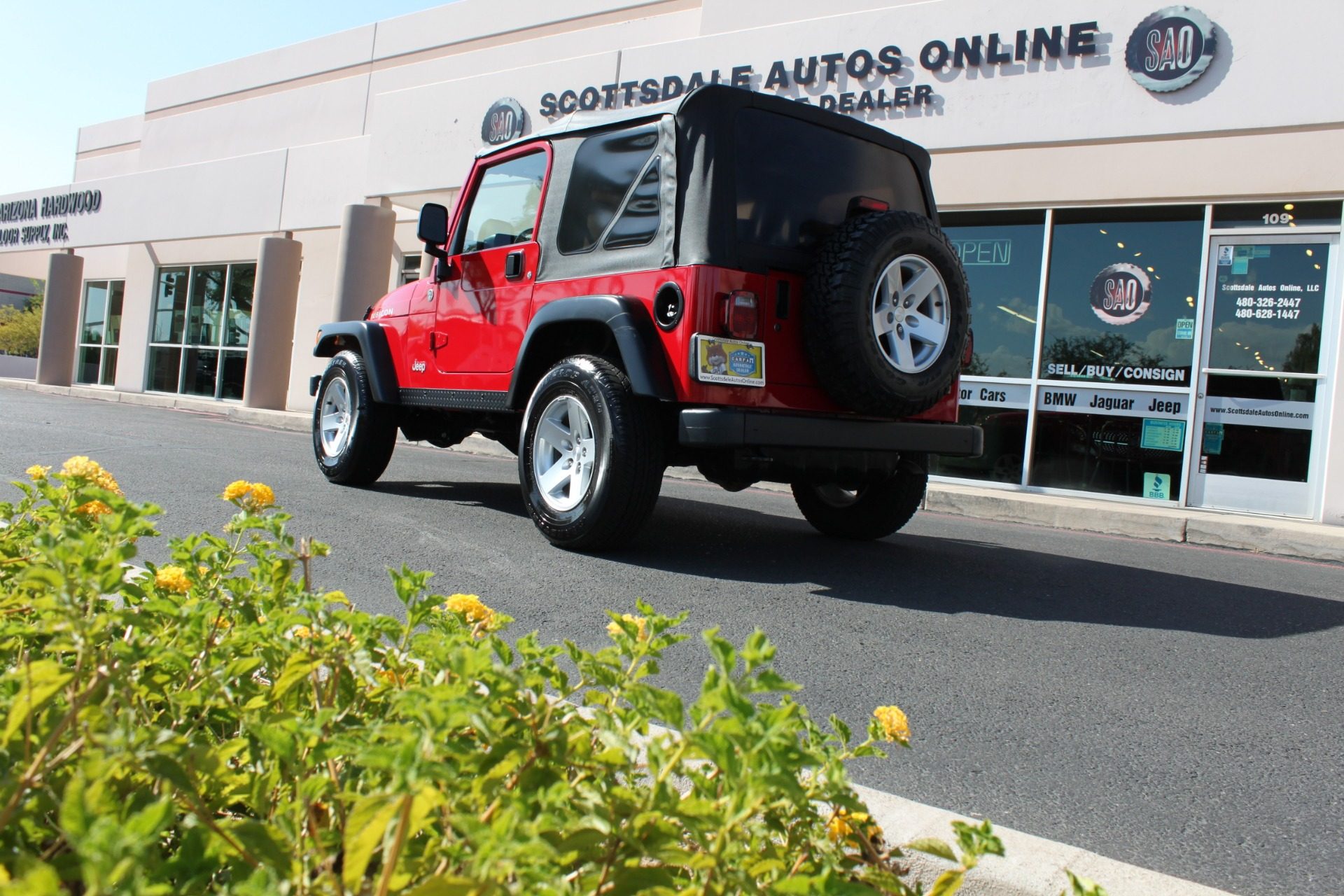 Used-2006-Jeep-Wrangler-Rubicon-Chalenger