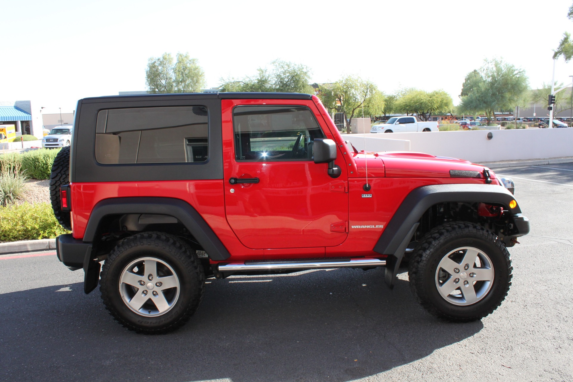 Used-2007-Jeep-Wrangler-X-Ripp-Supercharged-Mercedes-Benz