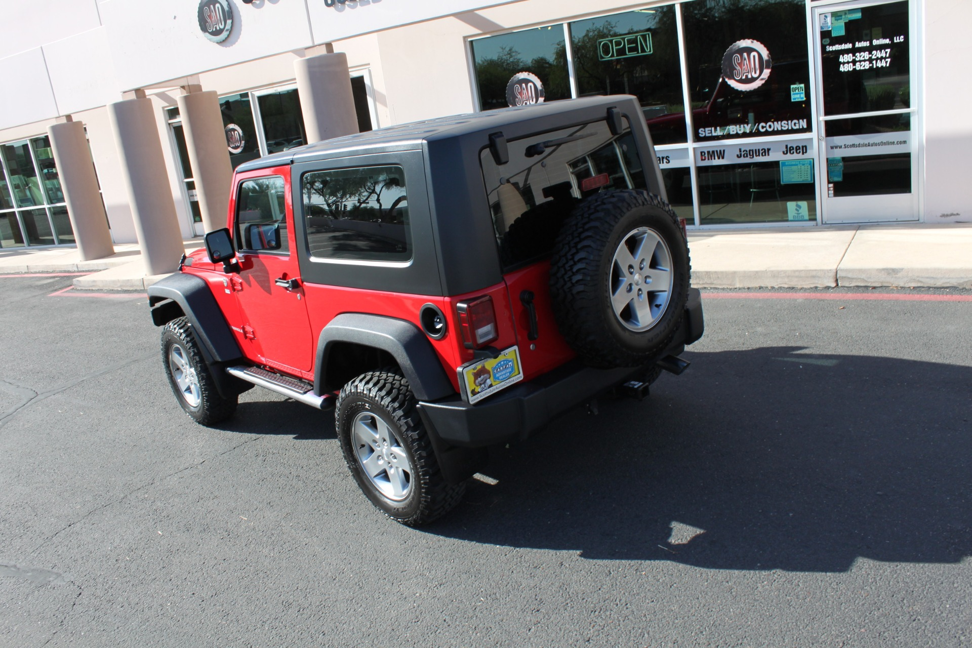Used-2007-Jeep-Wrangler-X-Ripp-Supercharged-Dodge