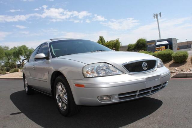 Used-2000-Mercury-Sable-LS-Premium-Only-64,000-Orig-Miles!-Mercedes-Benz