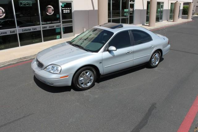 Used-2000-Mercury-Sable-LS-Premium-Only-64,000-Orig-Miles!-Chalenger