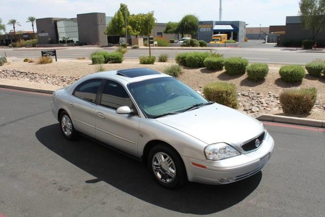 Used-2000-Mercury-Sable-LS-Premium-Only-64,000-Orig-Miles!-Dodge