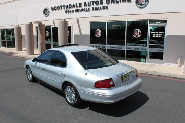 Used-2000-Mercury-Sable-LS-Premium-Only-64,000-Orig-Miles!-Chevelle