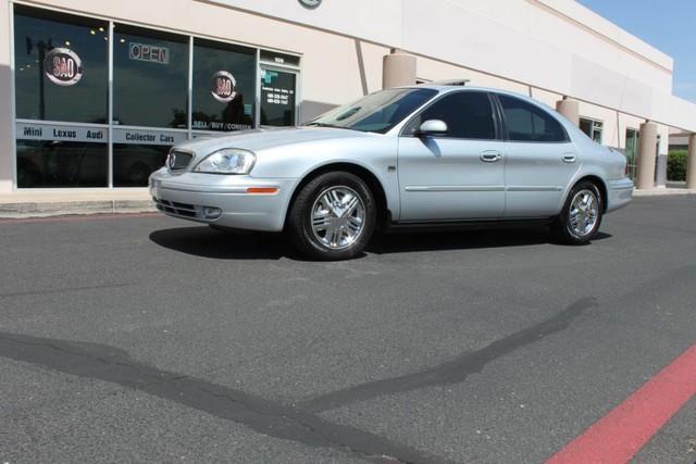 Used-2000-Mercury-Sable-LS-Premium-64k-Original-Miles!!-Lamborghini