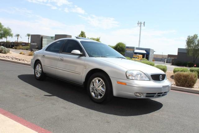 Used-2000-Mercury-Sable-LS-Premium-Only-64,000-Orig-Miles!-Tesla