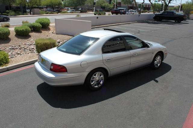 Used-2000-Mercury-Sable-LS-Premium-Only-64,000-Orig-Miles!-Land-Rover