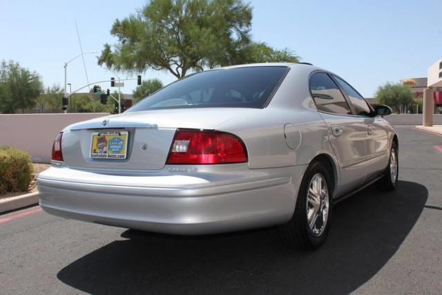 Used-2000-Mercury-Sable-LS-Premium-Only-64,000-Orig-Miles!-Classic