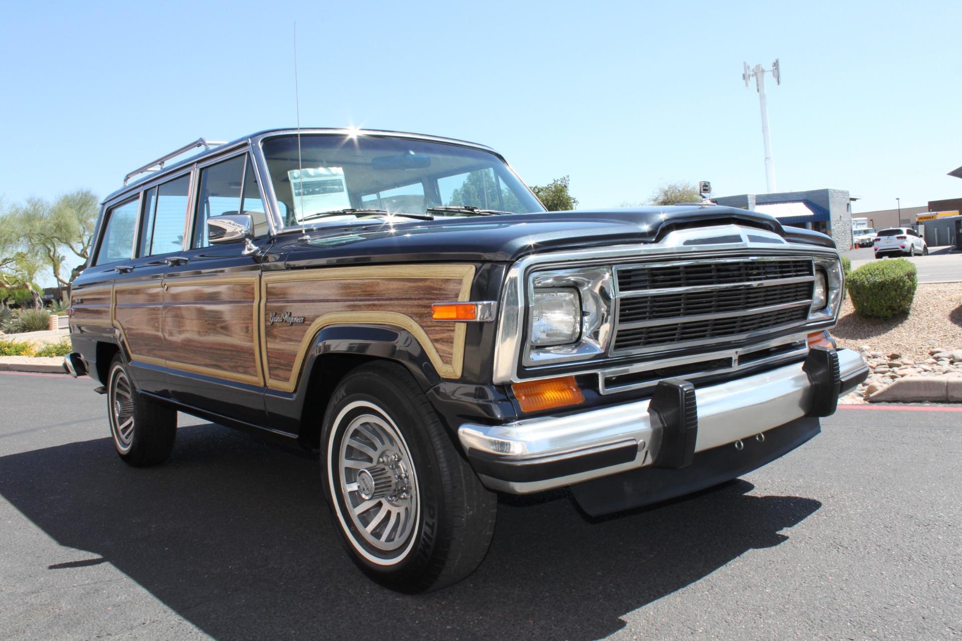 Used-1991-Jeep-Grand-Wagoneer-4X4-Mercedes-Benz