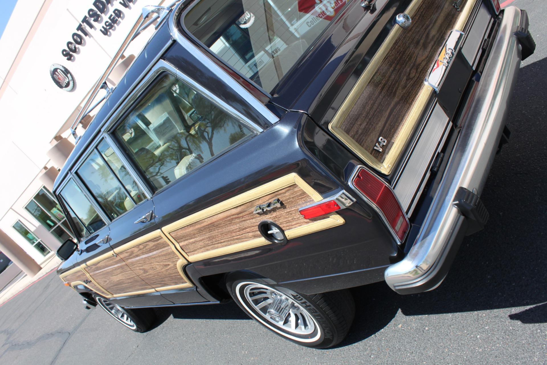 Used-1991-Jeep-Grand-Wagoneer-4X4-Acura