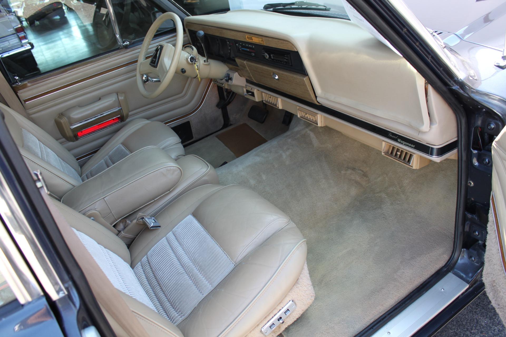 Used-1991-Jeep-Grand-Wagoneer-4X4-BMW