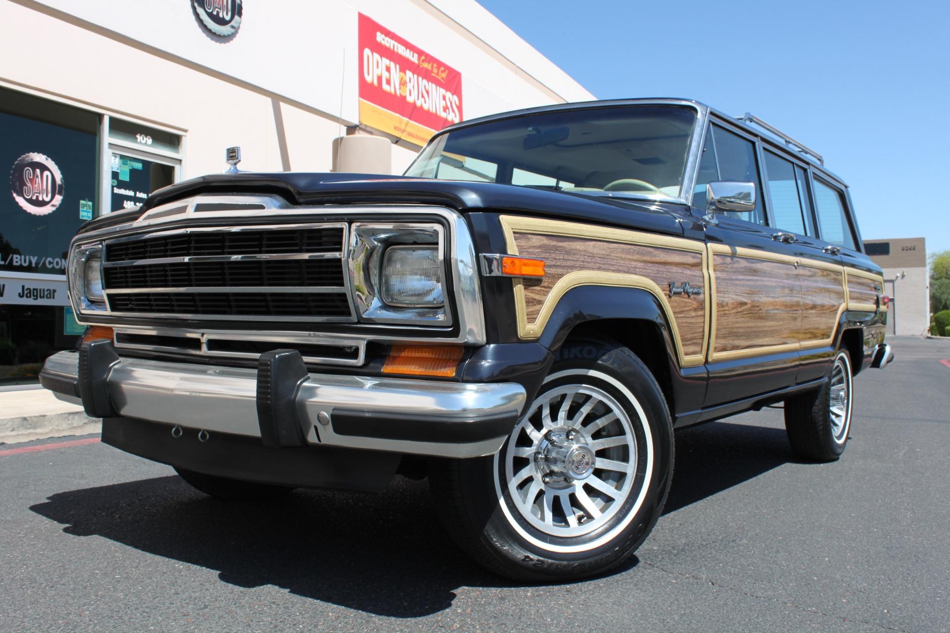 Used 1991 Jeep Grand Wagoneer <span>4X4</span> | Scottsdale, AZ