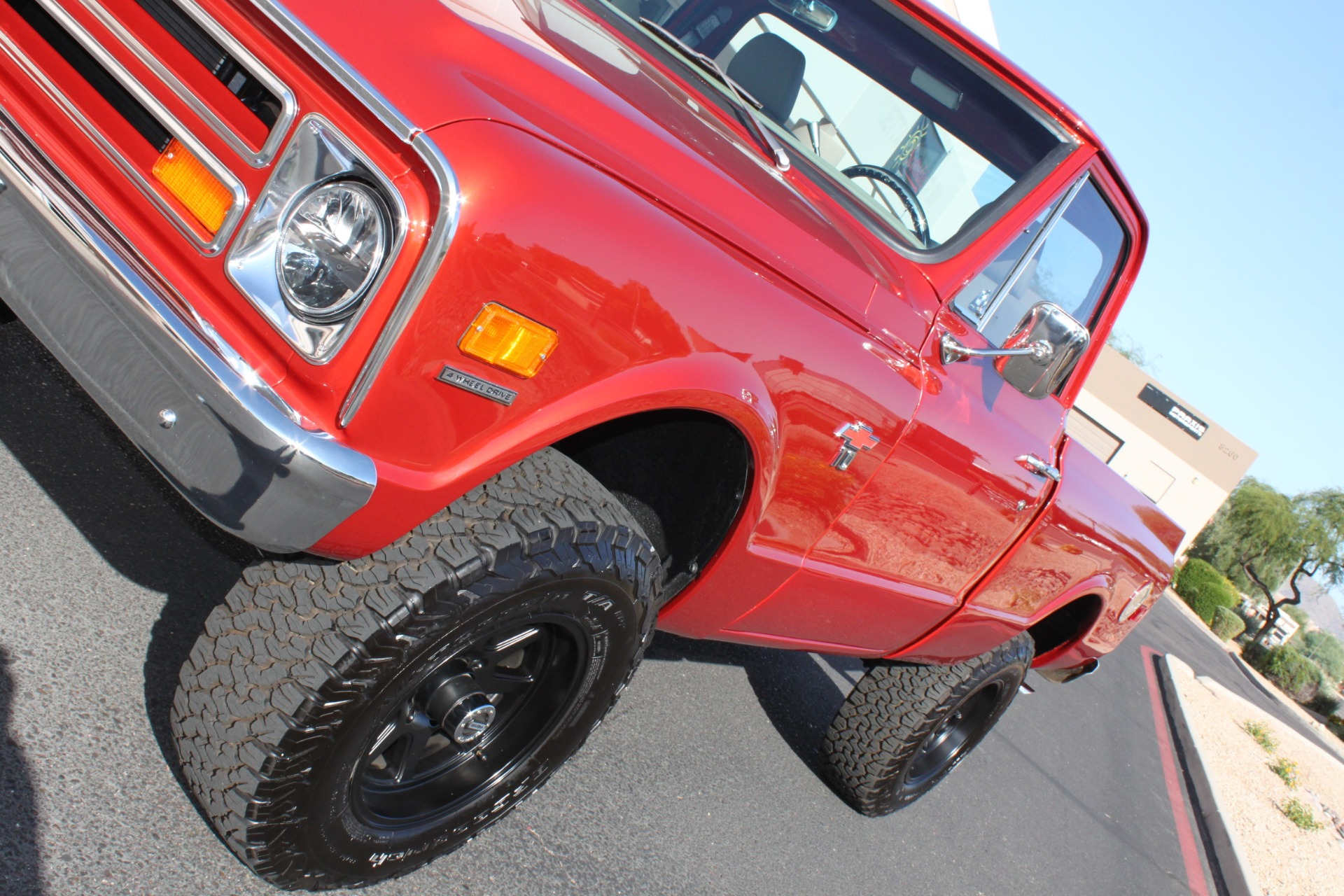 Used-1968-Chevrolet-K10-(C10)-1/2-Ton-Short-Bed-4X4-Audi