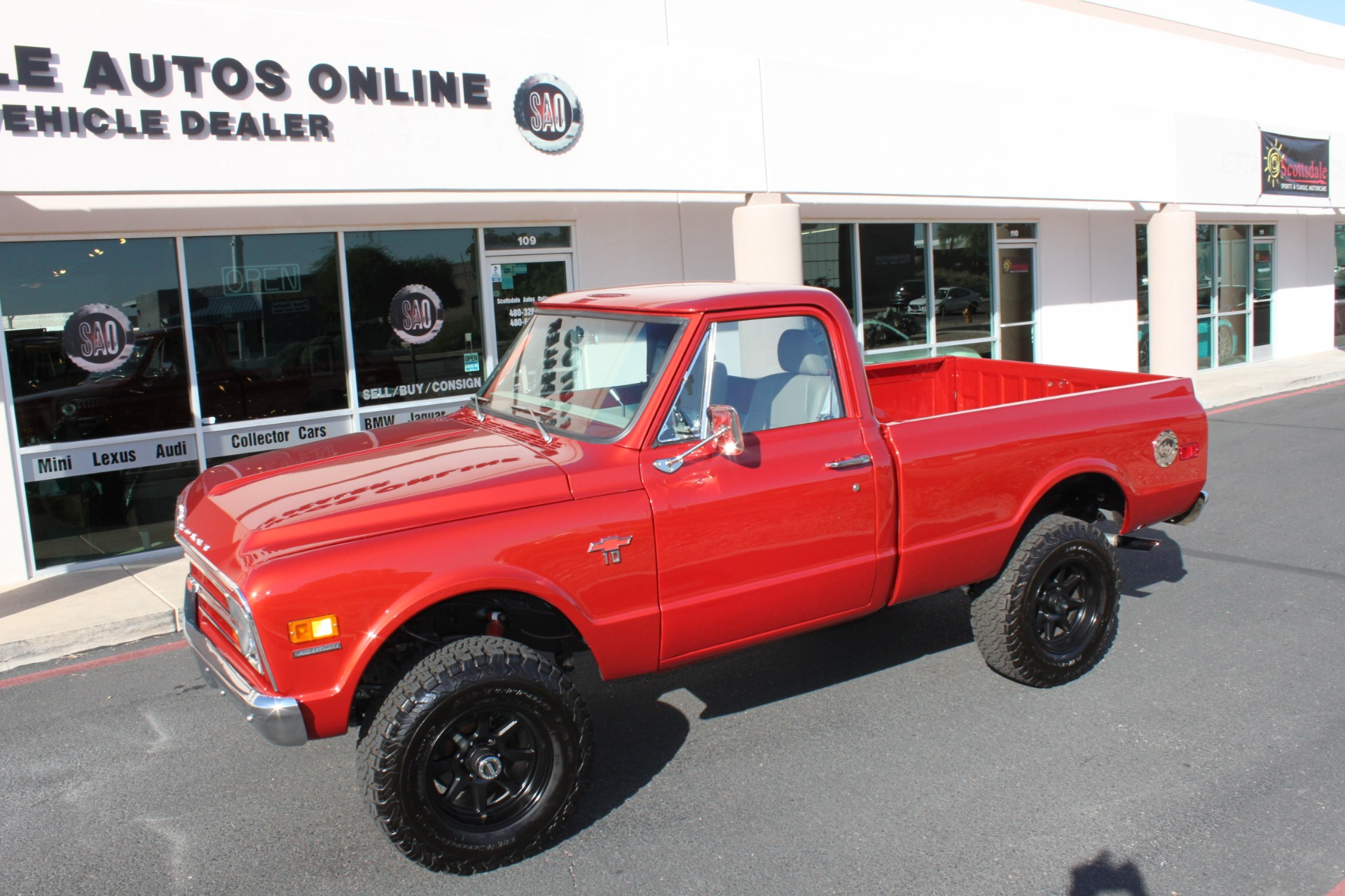 Used-1968-Chevrolet-K10-(C10)-1/2-Ton-Short-Bed-4X4-LS430