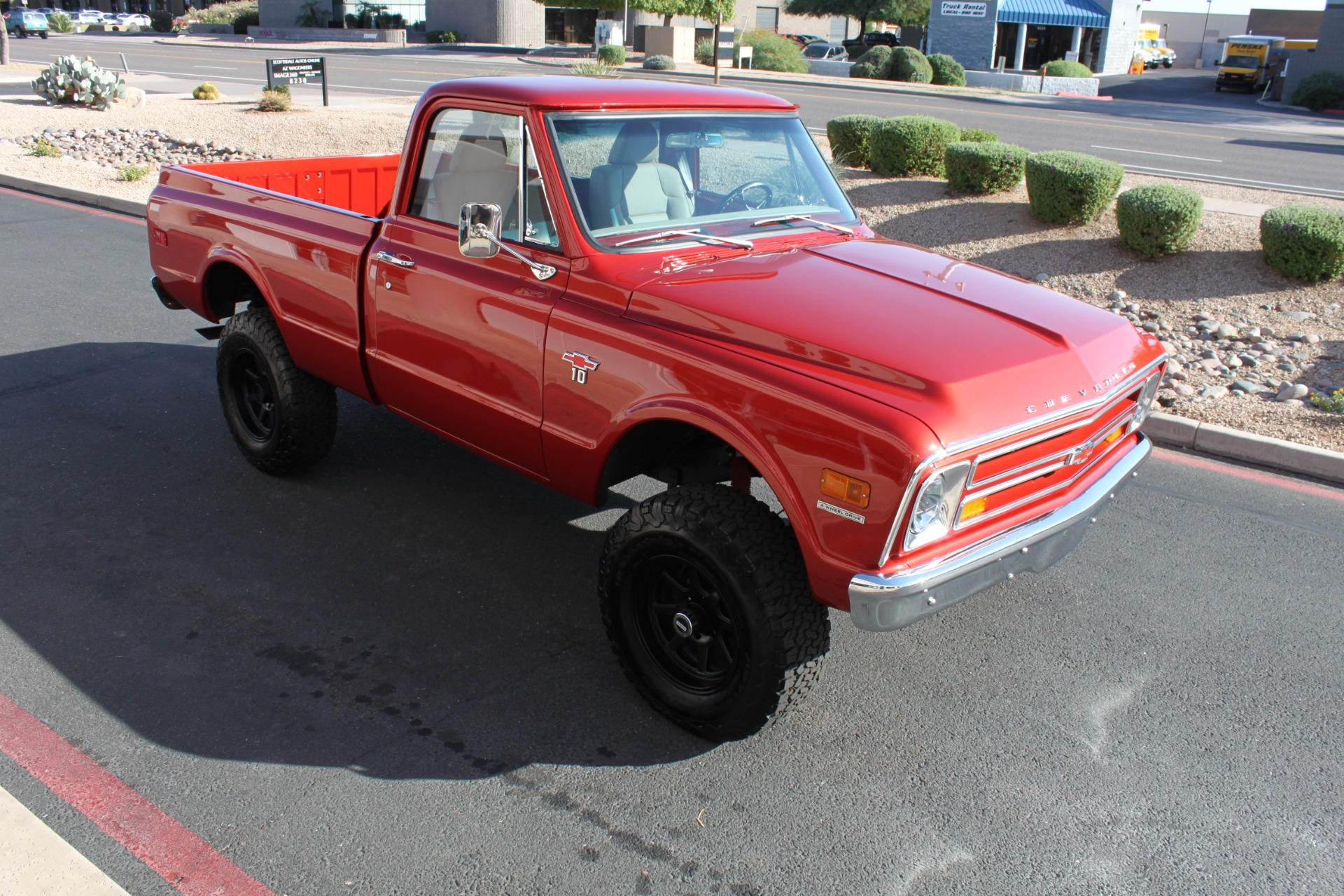 Used-1968-Chevrolet-K10-(C10)-1/2-Ton-Short-Bed-4X4-XJ