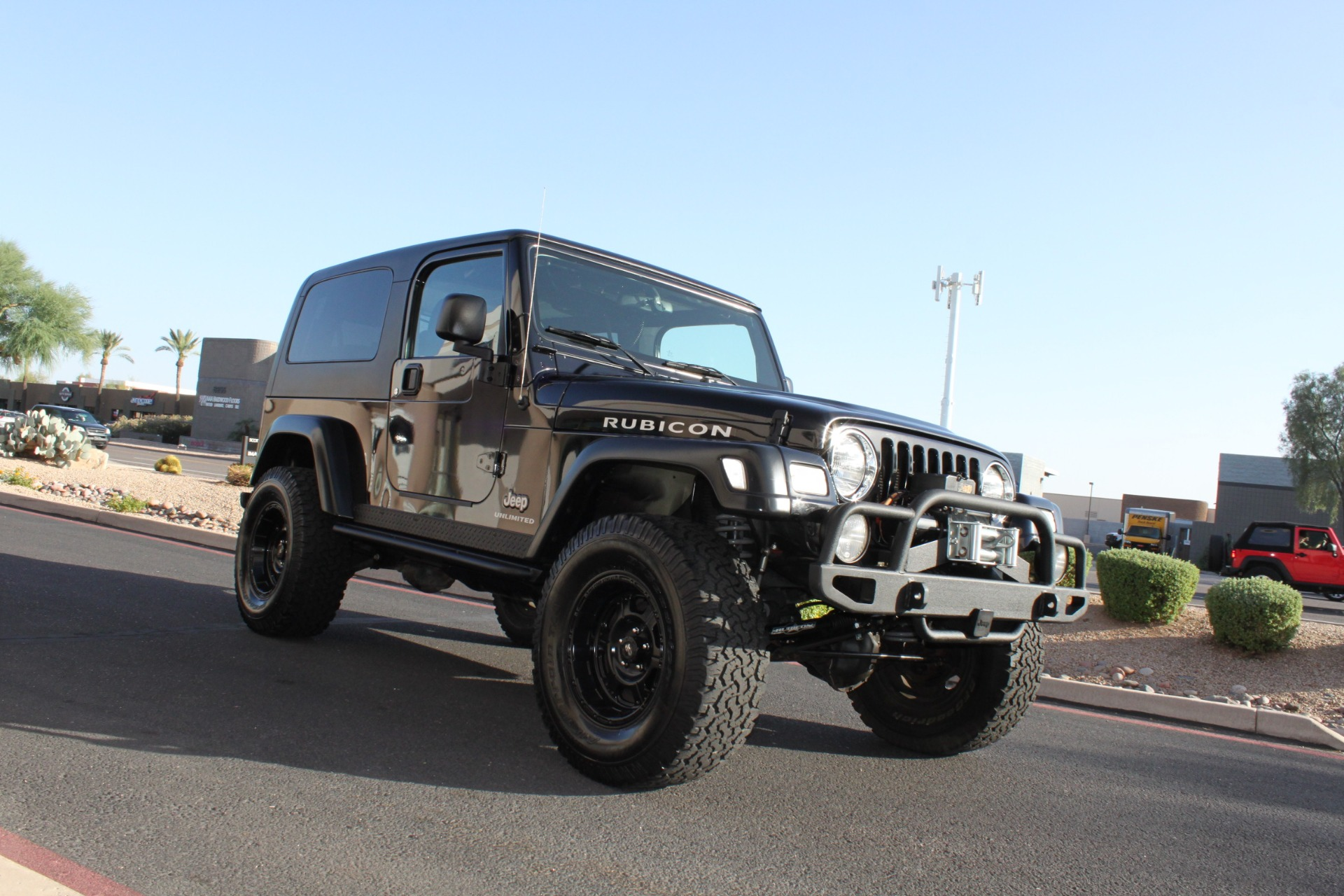 Used-2006-Jeep-Wrangler-Unlimited-Rubicon-LWB-Dodge