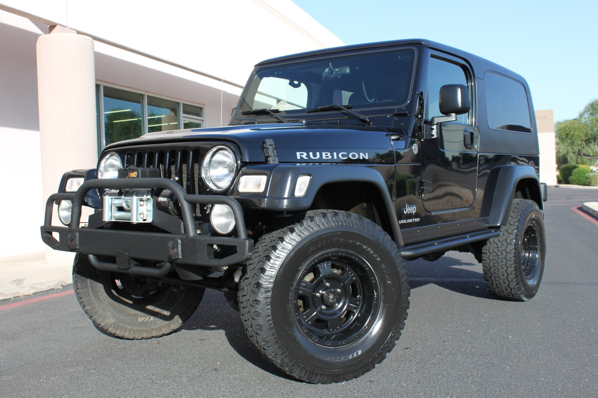 Used 2006 Jeep Wrangler <span>Unlimited Rubicon LWB</span> | Scottsdale, AZ