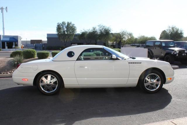 Used-2002-Ford-Thunderbird-w/Hardtop-Premium-Mercedes-Benz