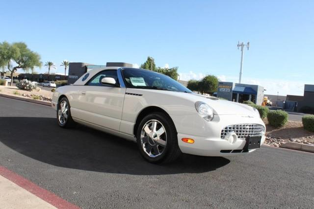 Used-2002-Ford-Thunderbird-w/Hardtop-Premium-Classic