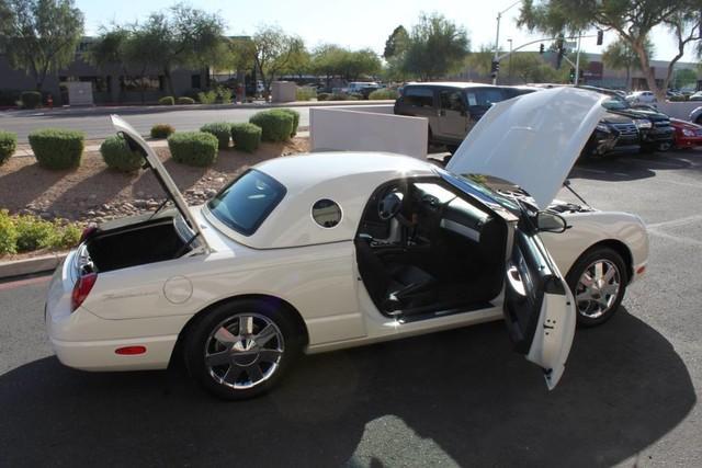 Used-2002-Ford-Thunderbird-w/Hardtop-Premium-Cherokee