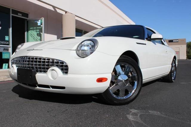 Used 2002 Ford Thunderbird <span>w/Hardtop Premium</span> | Scottsdale, AZ