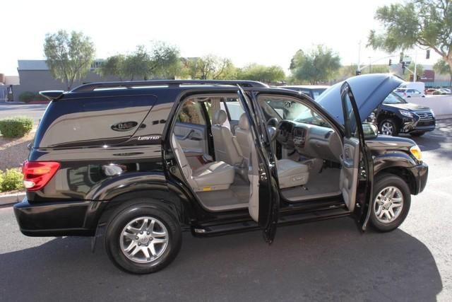 Used-2007-Toyota-Sequoia-Limited-Chevrolet