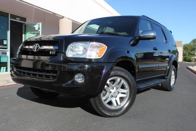 Used 2007 Toyota Sequoia <span>Limited</span> | Scottsdale, AZ