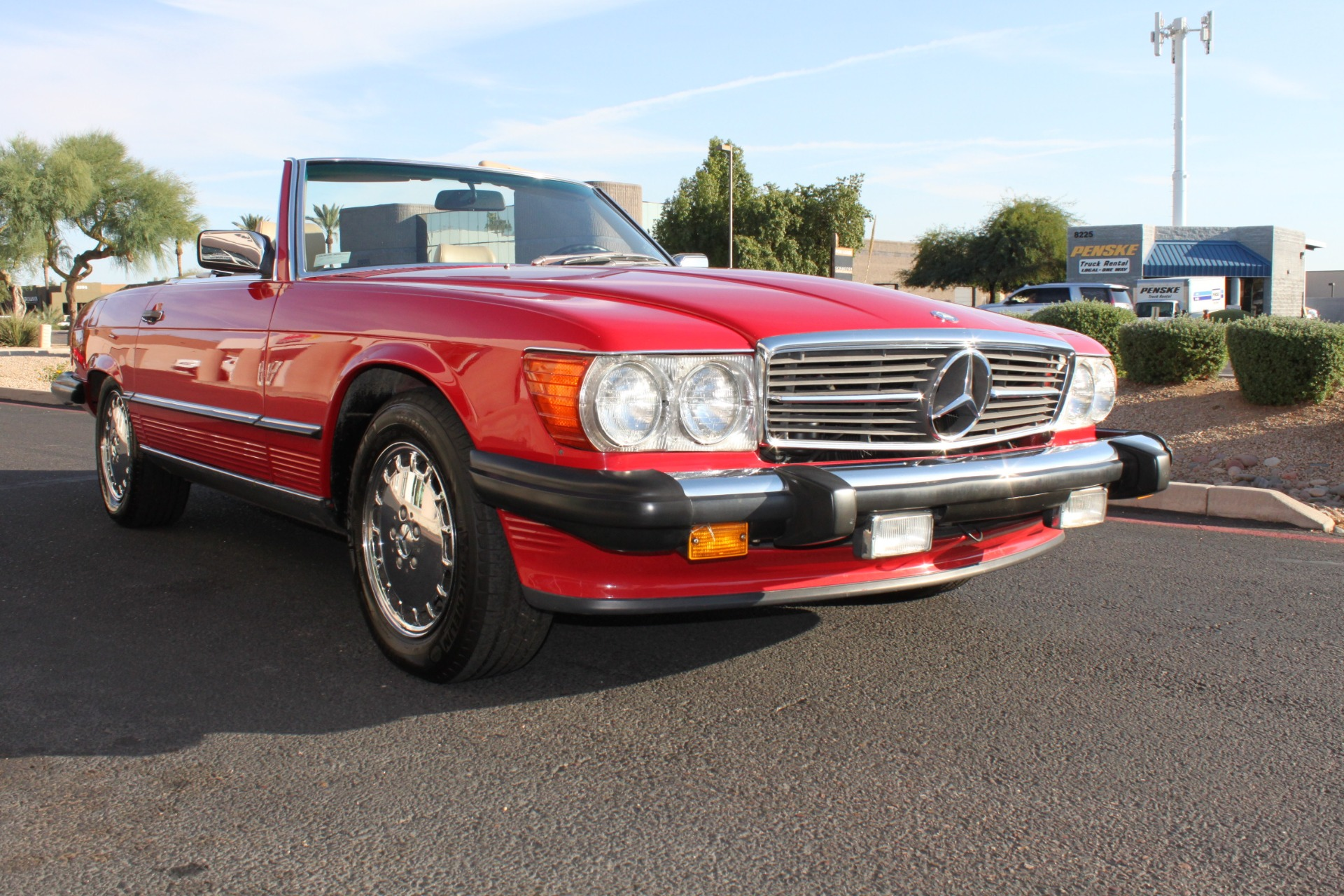 Used-1989-Mercedes-Benz-560-Series-560SL-Mercedes-Benz