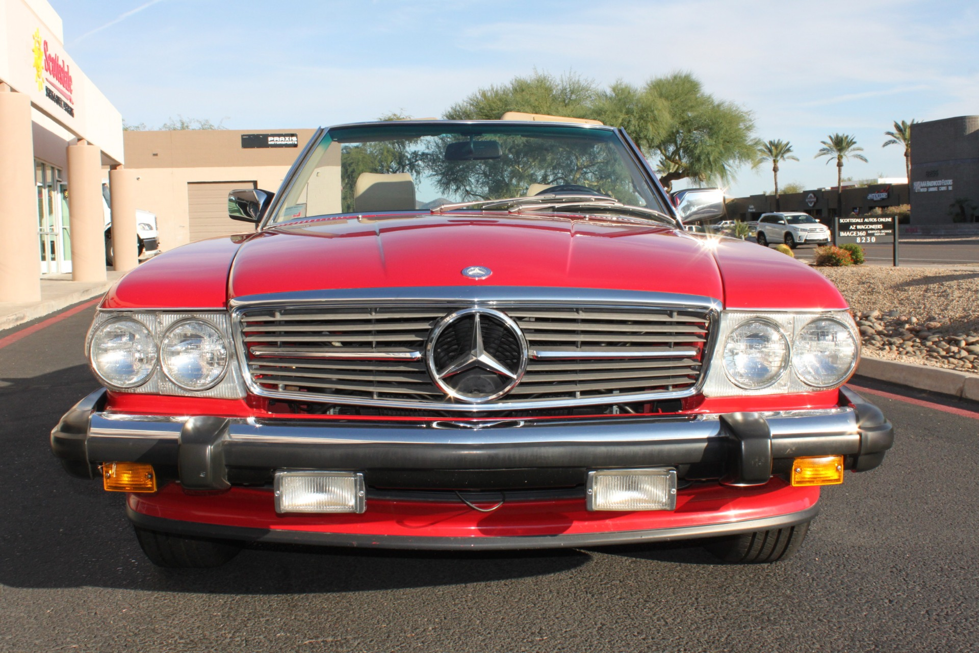Used-1989-Mercedes-Benz-560-Series-560SL-Wrangler