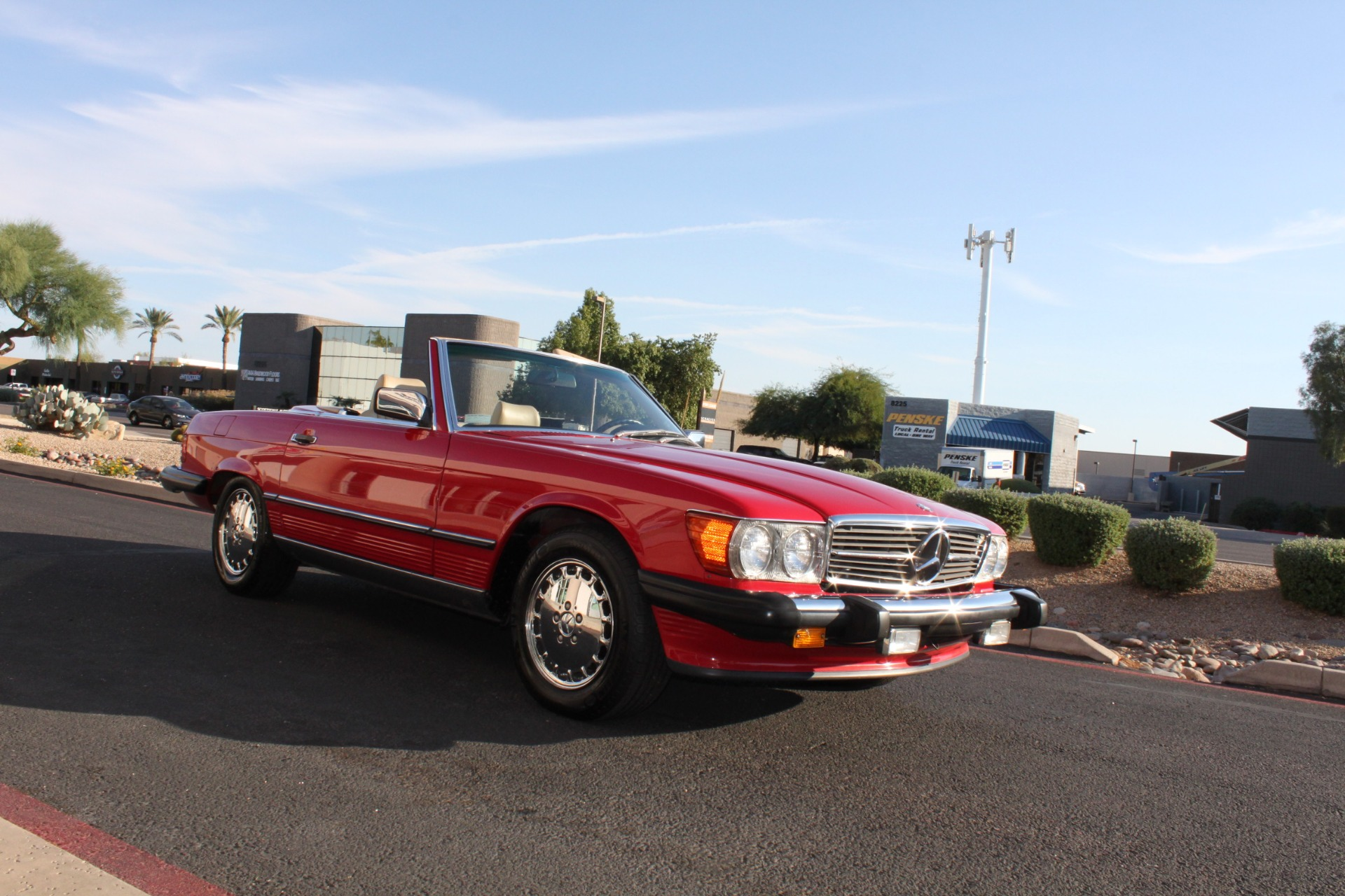 Used-1989-Mercedes-Benz-560-Series-560SL-Chevrolet