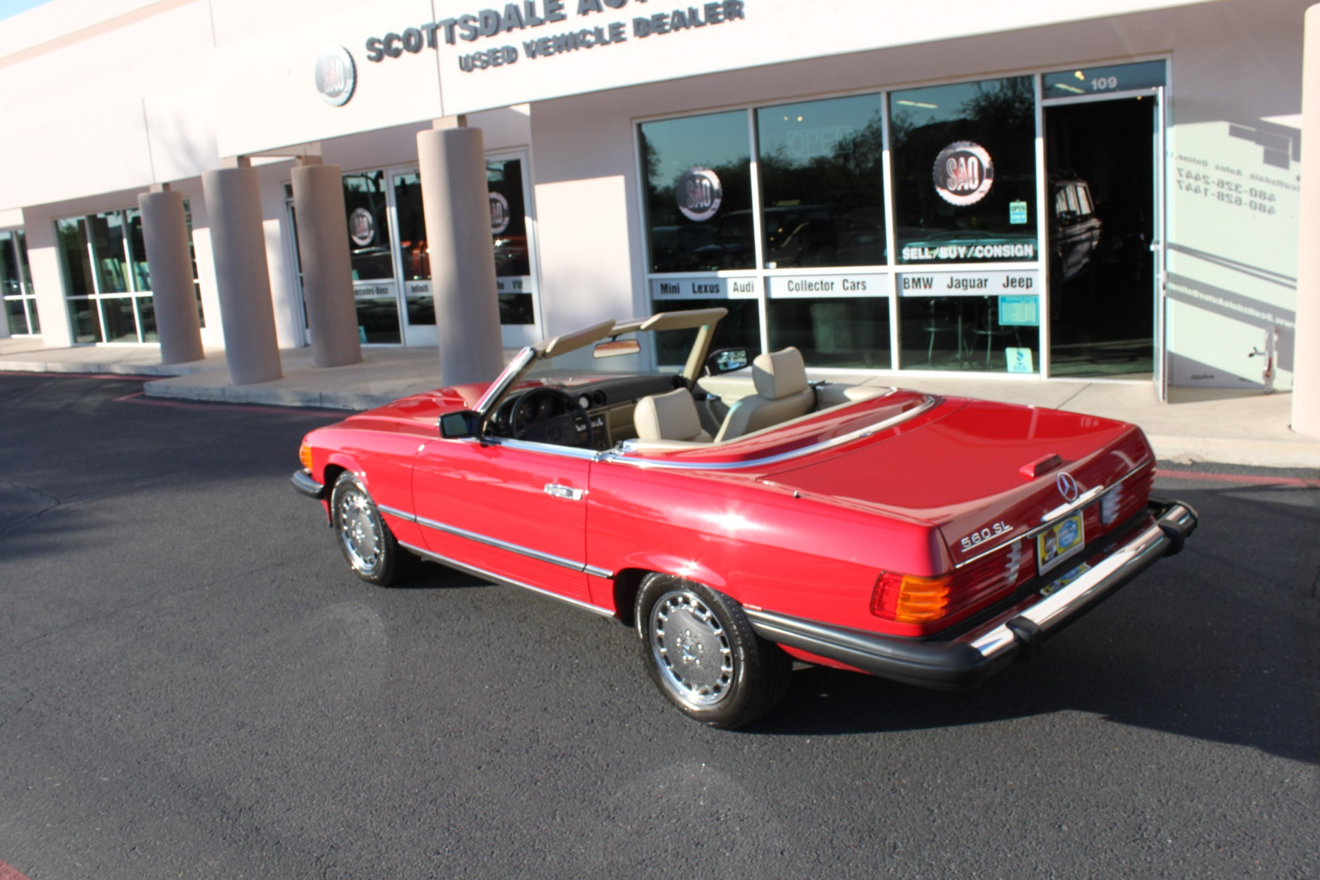 Used-1989-Mercedes-Benz-560-Series-560SL-Chevelle