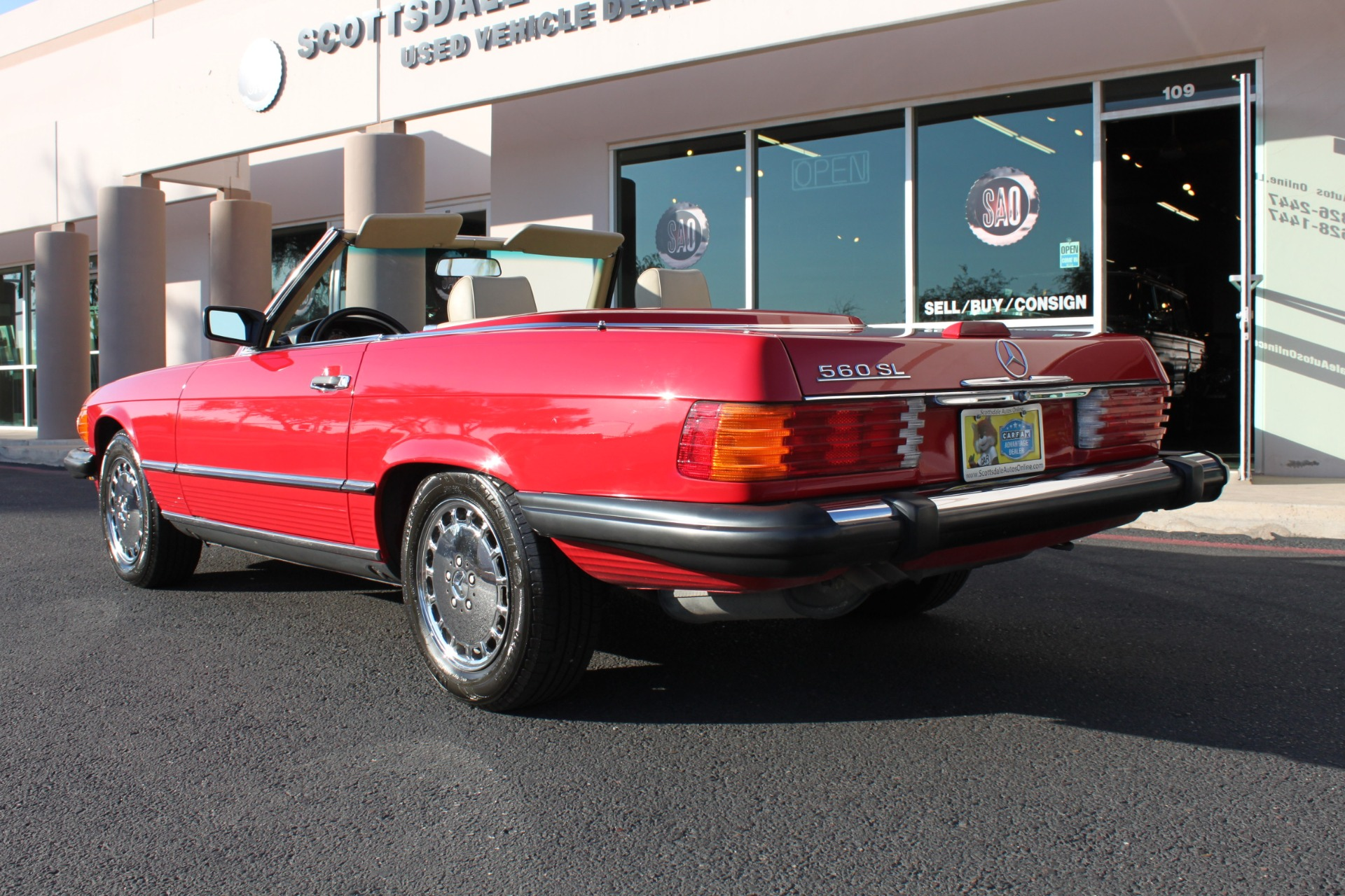 Used-1989-Mercedes-Benz-560-Series-560SL-Grand-Wagoneer