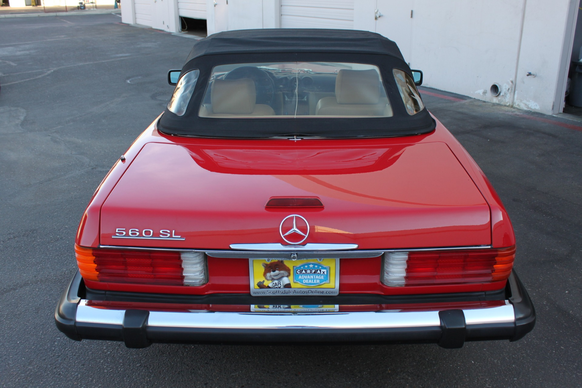 Used-1989-Mercedes-Benz-560-Series-560SL-Lamborghini