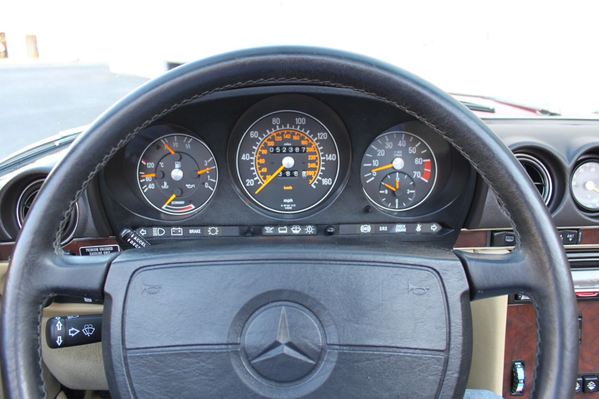 Used-1989-Mercedes-Benz-560-Series-560SL-Collector