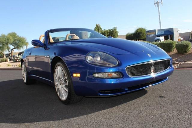 Used-2003-Maserati-Spyder-GT-Mercedes-Benz