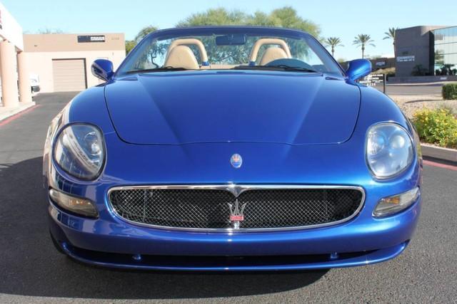 Used-2003-Maserati-Spyder-GT-Wrangler