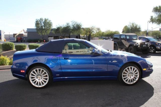 Used-2003-Maserati-Spyder-GT-4X4