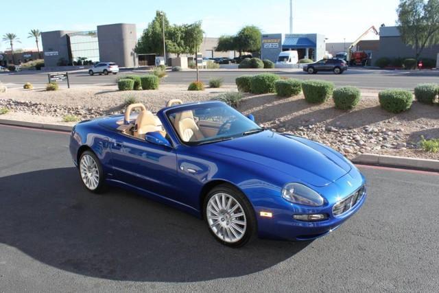 Used-2003-Maserati-Spyder-GT-Chevrolet