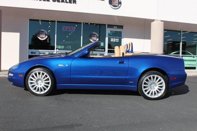 Used-2003-Maserati-Spyder-GT-Wagoneer