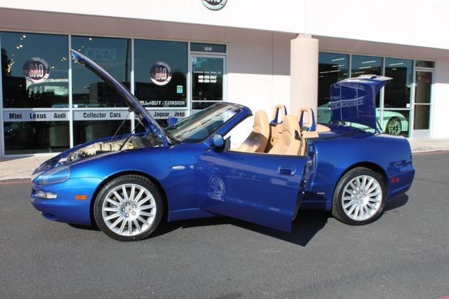 Used-2003-Maserati-Spyder-GT-Dodge