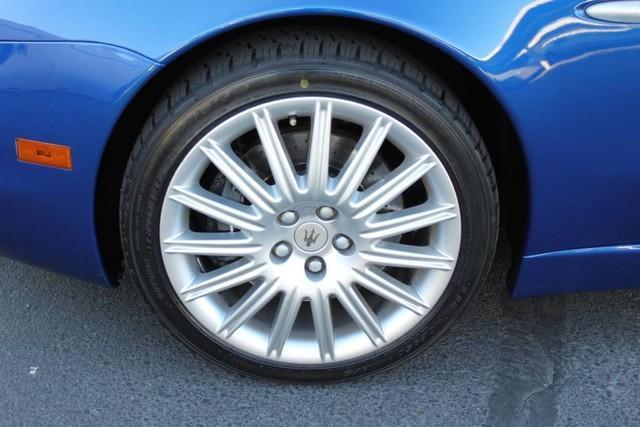 Used-2003-Maserati-Spyder-GT-Honda