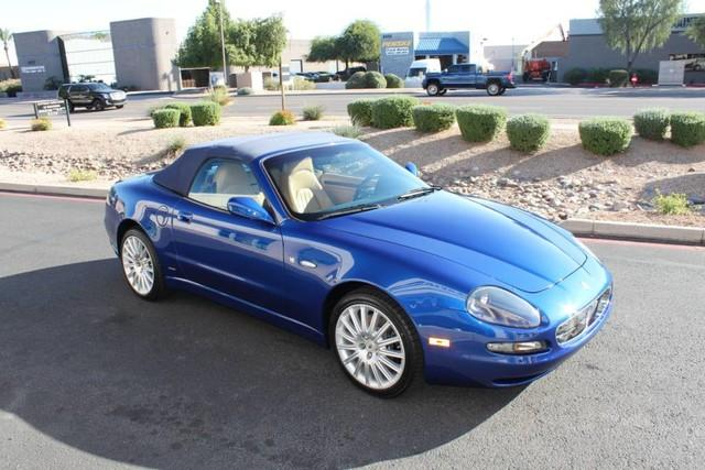 Used-2003-Maserati-Spyder-GT-Ferrari