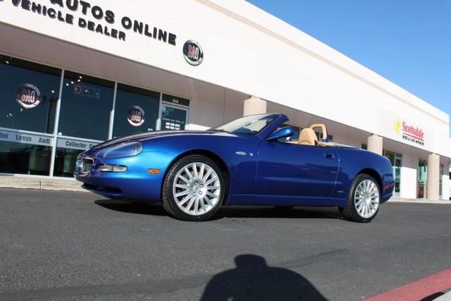 Used-2003-Maserati-Spyder-GT-Range-Rover