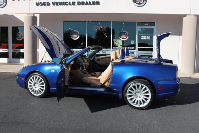 Used-2003-Maserati-Spyder-GT-Mopar