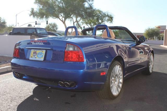 Used-2003-Maserati-Spyder-GT-Classic