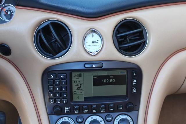 Used-2003-Maserati-Spyder-GT-Audi