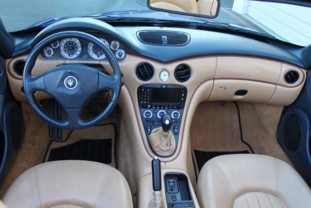 Used-2003-Maserati-Spyder-GT-vintage